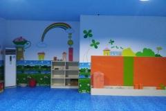 无锡墙绘-菠萝文艺-宝龙广场美术教室-2