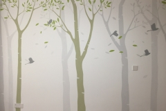 无锡产山新村家装墙绘-2