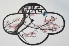 菠萝文艺-无锡东港外墙墙绘-7