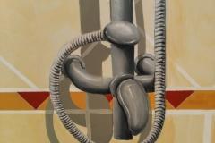 无锡墙绘-菠萝文艺-金科样板房-17
