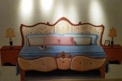 无锡墙绘-菠萝文艺-金科样板房-5