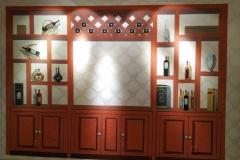 无锡墙绘-菠萝文艺-金科样板房-8