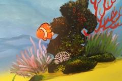 无锡墙绘-菠萝文艺-胜利门海底世界-1