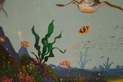 无锡墙绘-菠萝文艺-胜利门海底世界-10