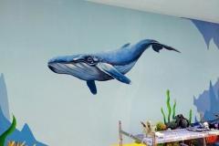 无锡墙绘-菠萝文艺-胜利门海底世界-14