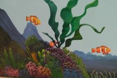 无锡墙绘-菠萝文艺-胜利门海底世界-2