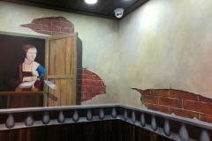 无锡墙绘-菠萝文艺-玩儿面馆-3