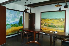 油画墙绘实景-2